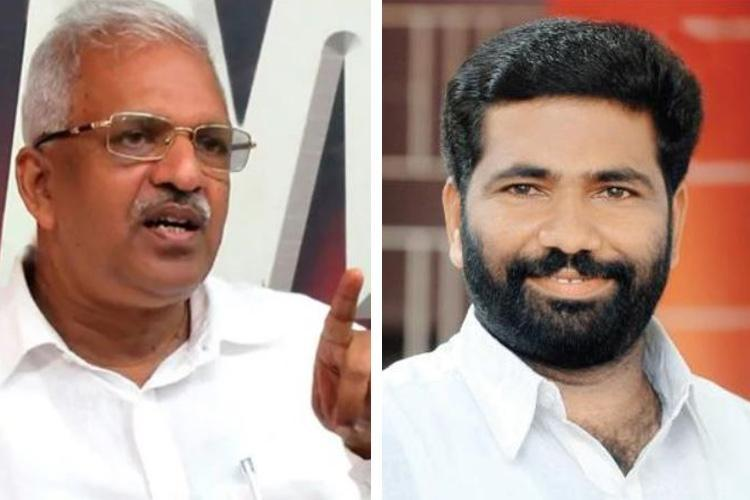 Ruckus in Kerala Assembly over charges of conspiracy to murder on CPIM MLA TV Rajesh