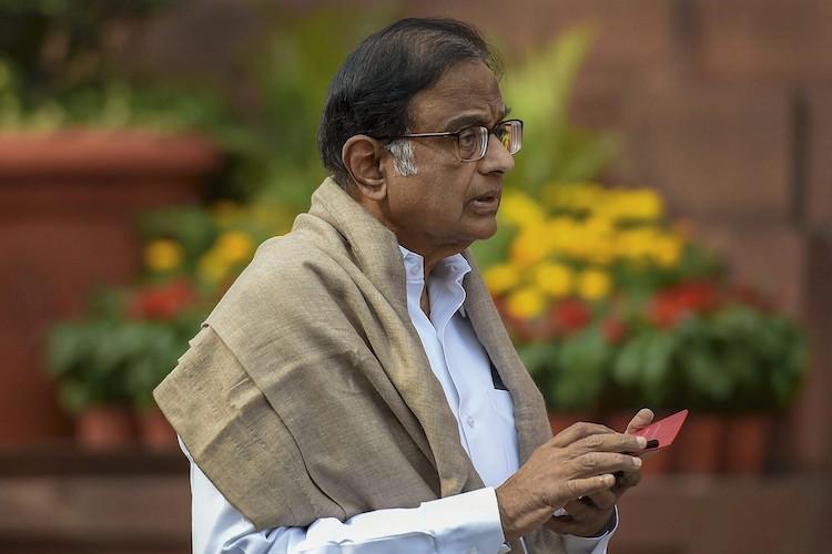 INX media case Delhi court dismisses P Chidambarams surrender application