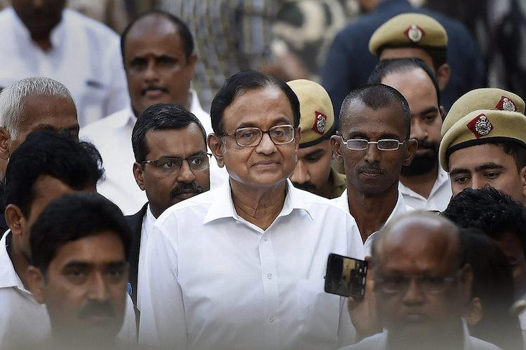 Aircel-Maxis case P Chidambaram questioned for five hours by ED