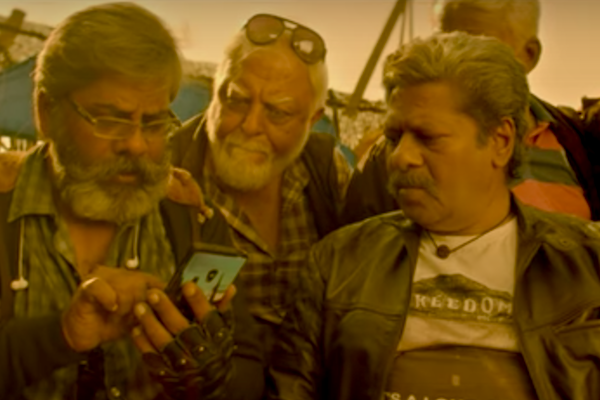 Review Pa Paandi is an unusual must watch film about an old mans quest