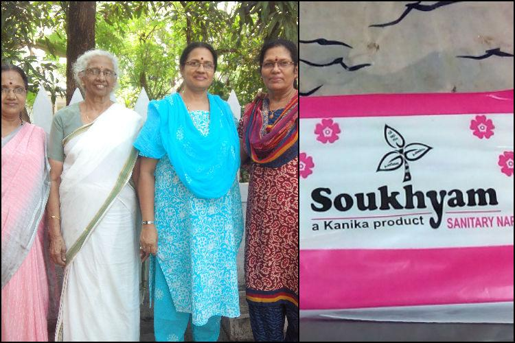 These senior citizens are making sustainable menstruation possible for women in Kerala