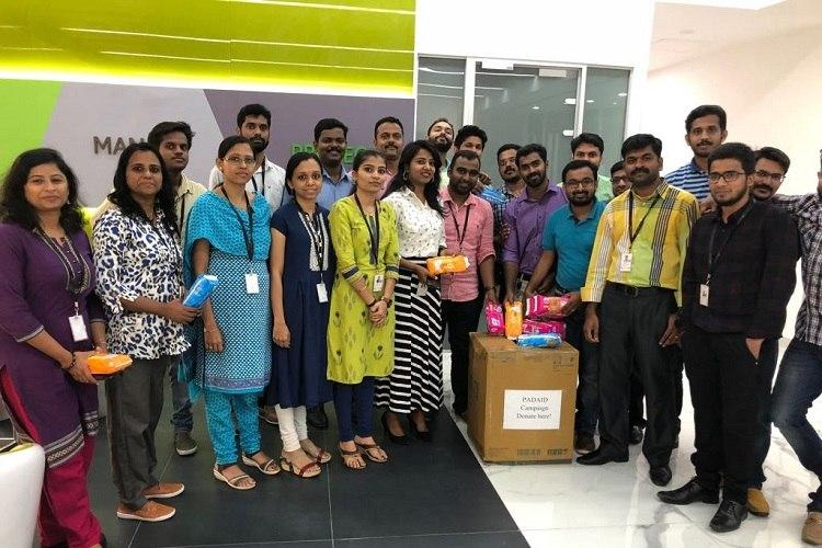 Kerala IT firm asks employees to donate pads to break taboos around menstruation