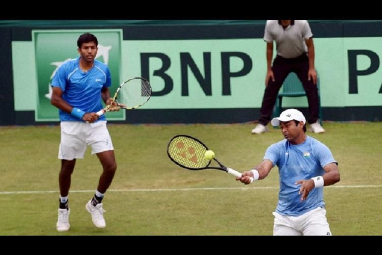 Indian tennis stars hoping to rise at Rio