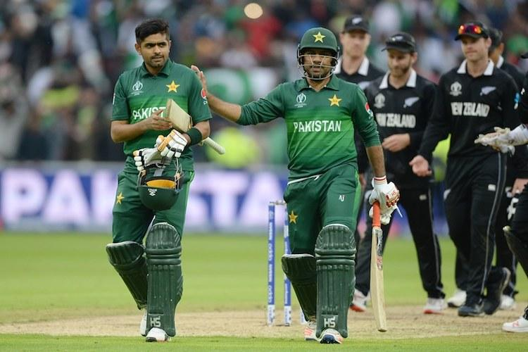Babar Azam's century helps Pakistan to 6-wicket win over New Zealand | The News Minute