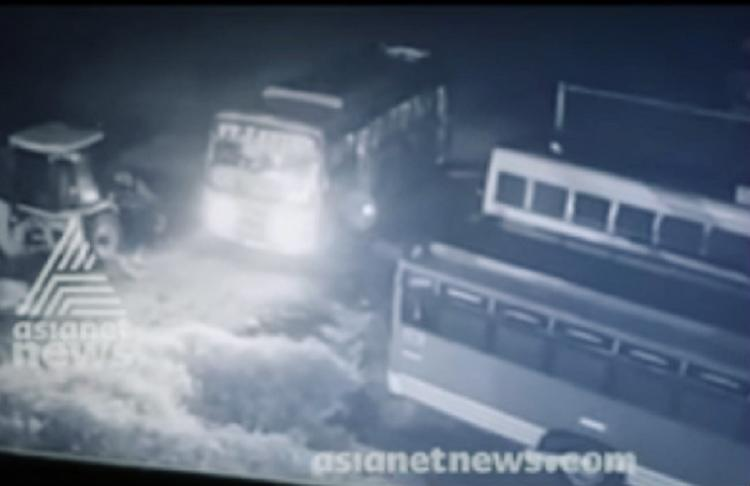 Bus runs over sleeping migrant workers in Kerala 2 dead 1 critical