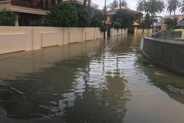 Kerala rains Palakkad inundated as shutters of Malampuzha dam raised further