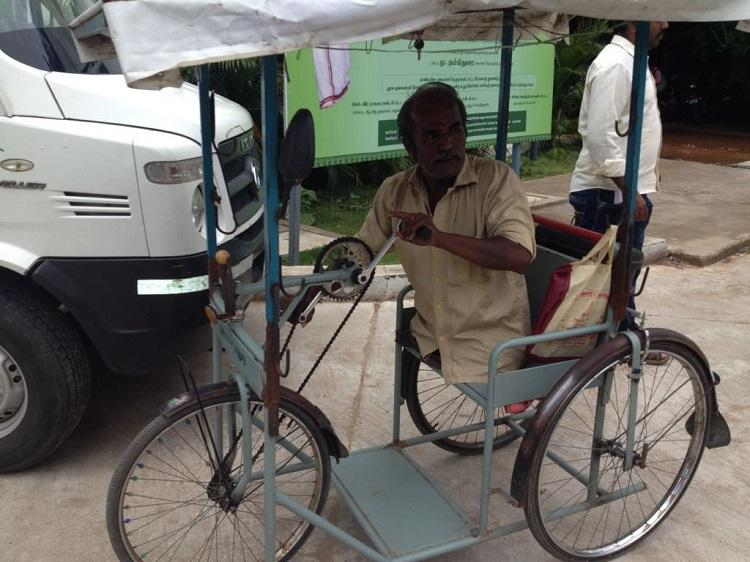 Endless wait 4 yrs after getting patta disabled Coimbatore man still awaits allotted land