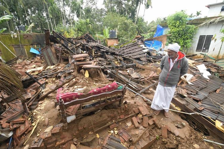 Erratic rains vanishing lands Manmade climate change puts Wayanad in danger