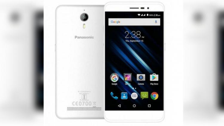 Panasonic re-launches P77 smartphone with internal storage upgraded to 16GB