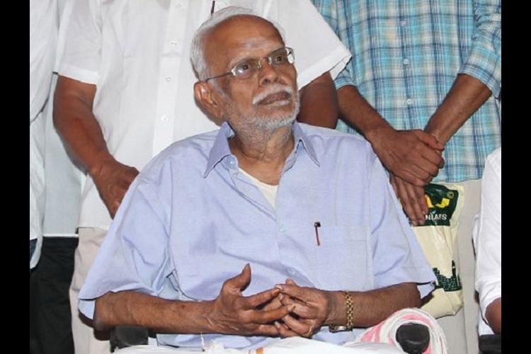 Veteran producer and director Panchu Arunachalam passes away