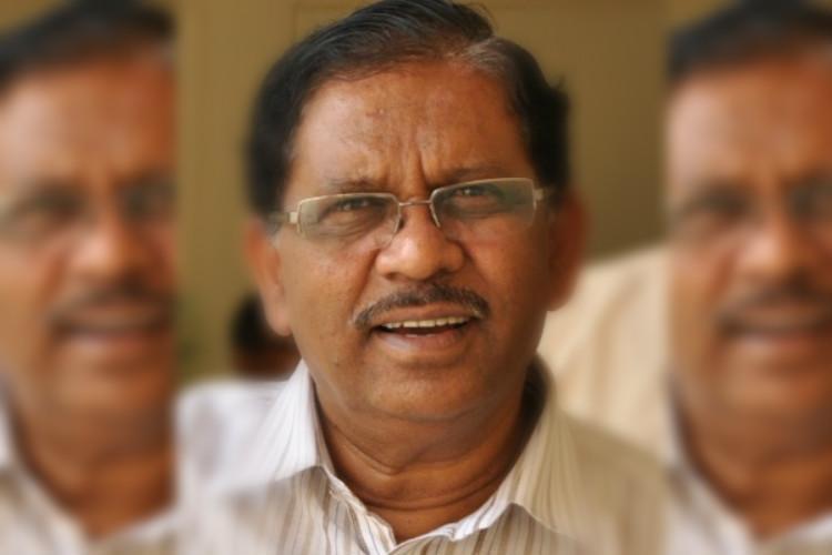 Karnataka Home Minister G Parameshwara resigns remains states Congress chief