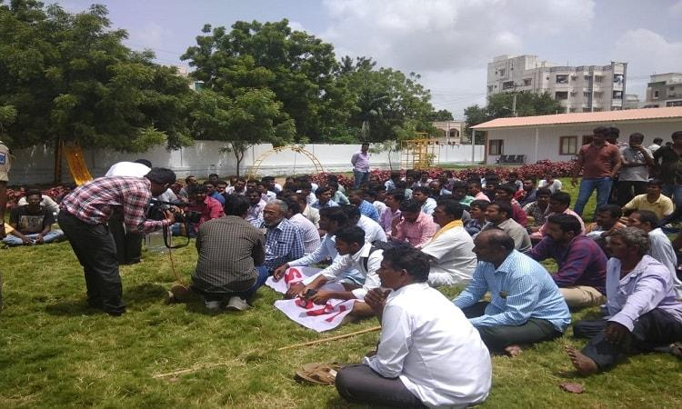 Hyderabad school deaths Caretaker arrested owner absconding