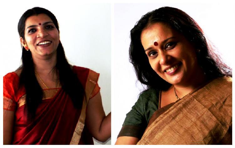 Saritha Nair is an icon a woman who dared