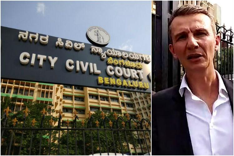 Very traumatic Estranged wife of ex-French diplomat reacts after his acquittal in rape case