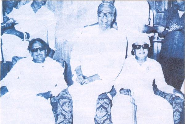 How Biju Patnaik nearly pulled off a DMK and AIADMK merger