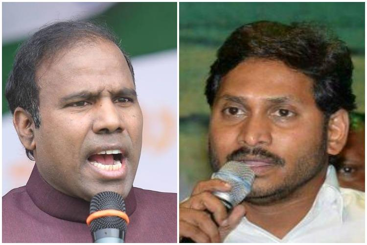 YSRCP accuses KA Paul's party of confusing voters with