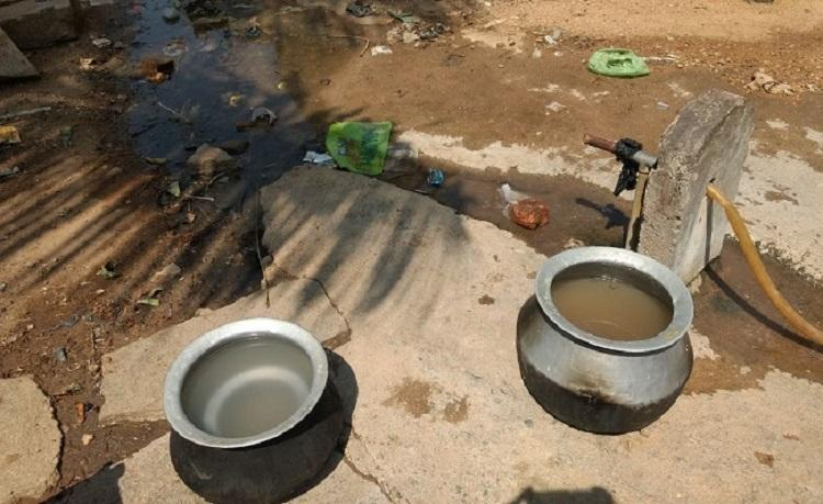 With the worst of summer yet to set in this Ktaka taluk is already in grip of water crisis
