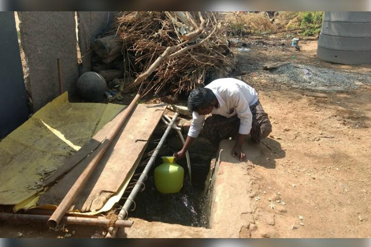 Slow poison Residents of this Ktaka taluk are ailing due to fluoride contamination