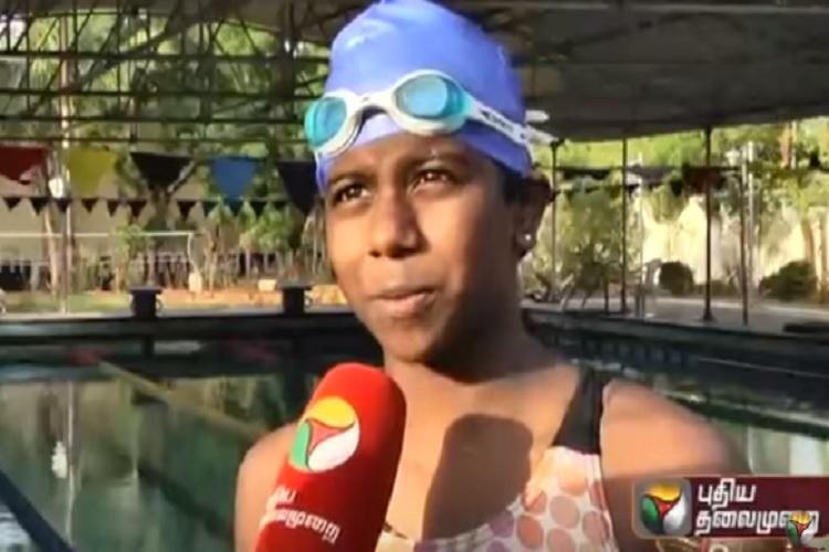 13-year-old TN swimming champions dreams may soon be cut short for want of funds