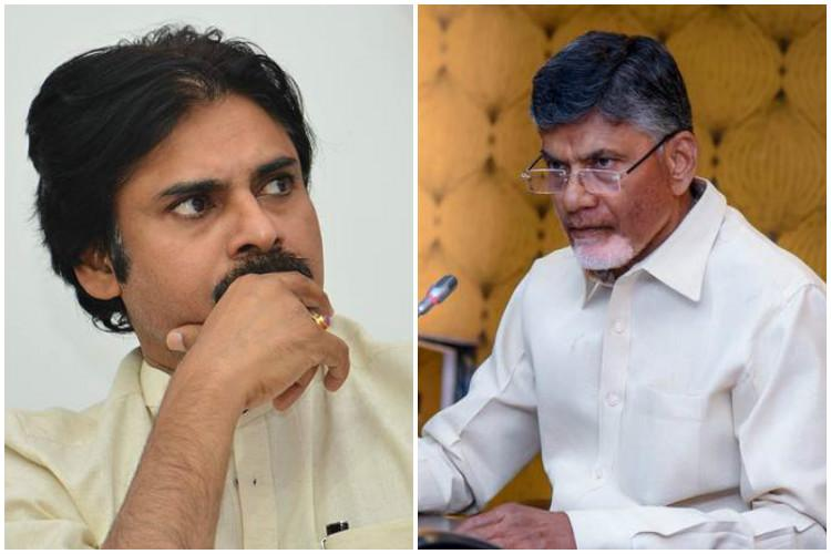 Pawan Kalyan accused TDP Govt of supplying rice unfit for human consumption