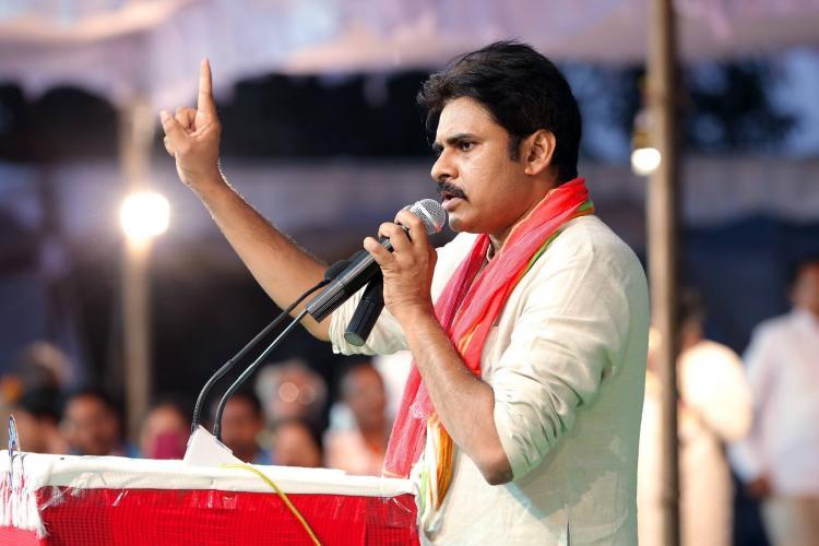 Pawan Kalyan to seek police probe into Telugu medias slander campaign against him
