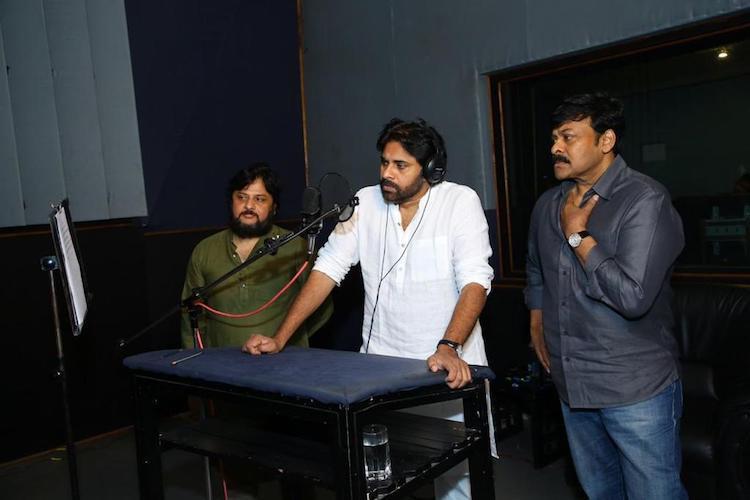 Pawan Kalyan gives voice-over for Sye Raa Narasimha Reddy teaser