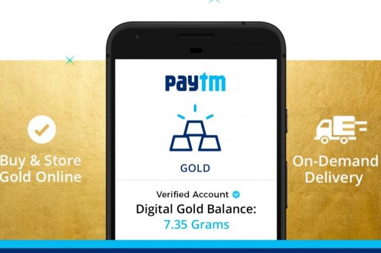 Witnessing demand for long-term saving Paytm launches Gold gifting Gold savings plan