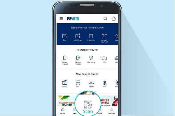 Paytm brings offline stores on board with new QR code feature