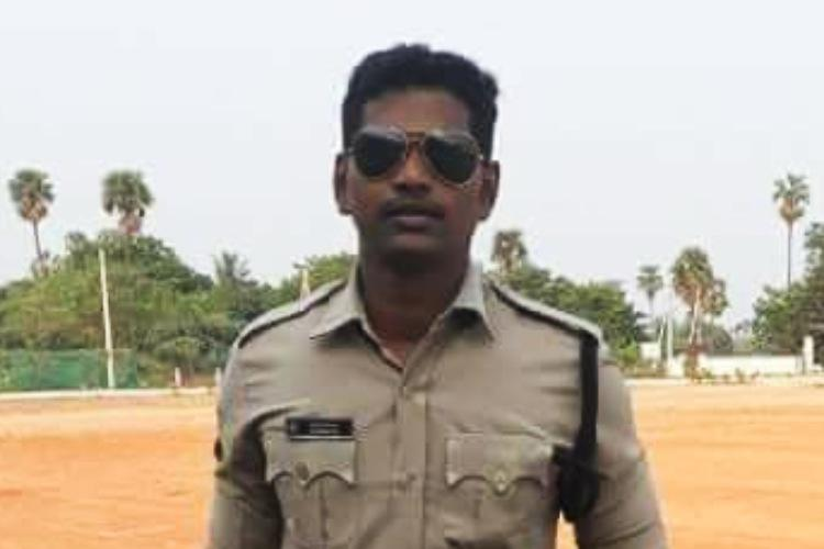 Telanganas writer-constable suspended for speaking up on social issues in newspapers