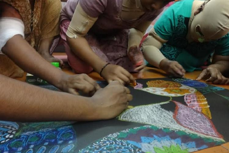 Yashodas story and why we need support systems for women burns survivors
