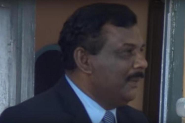Kerala HC judge PD Rajan stirs controversy again for allegedly abusing a police officer