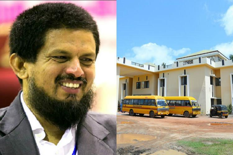Voice note by ISIS terrorist declares Peace School in Kerala has