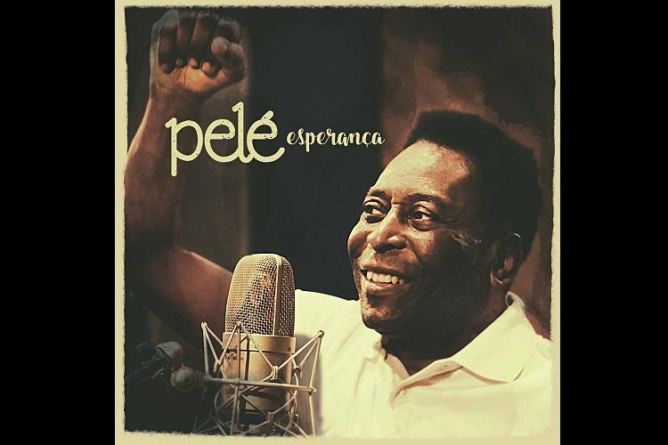 Pele composes records Esperanca song for Rio Games