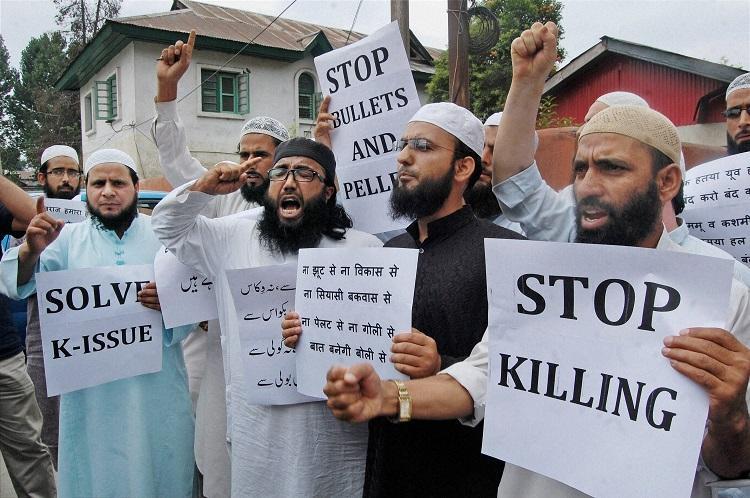 Chilli pepper balls could replace pellets in Kashmir Expert panel
