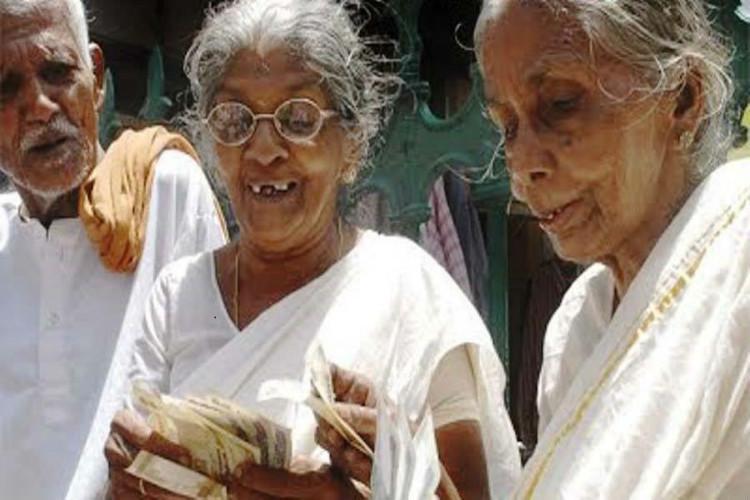 3 lakh people denied pensions for not linking Aadhaar Kerala Finance Min denies