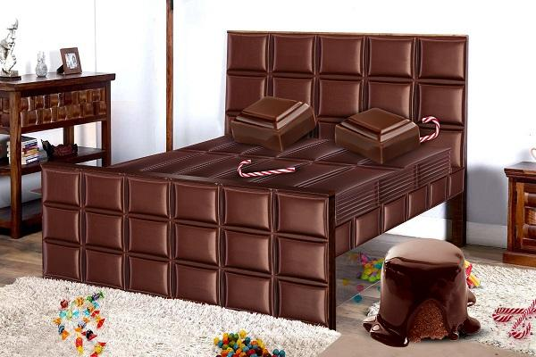 Dont just sleep on your bed eat it too Pepperfrys new range of edible furniture