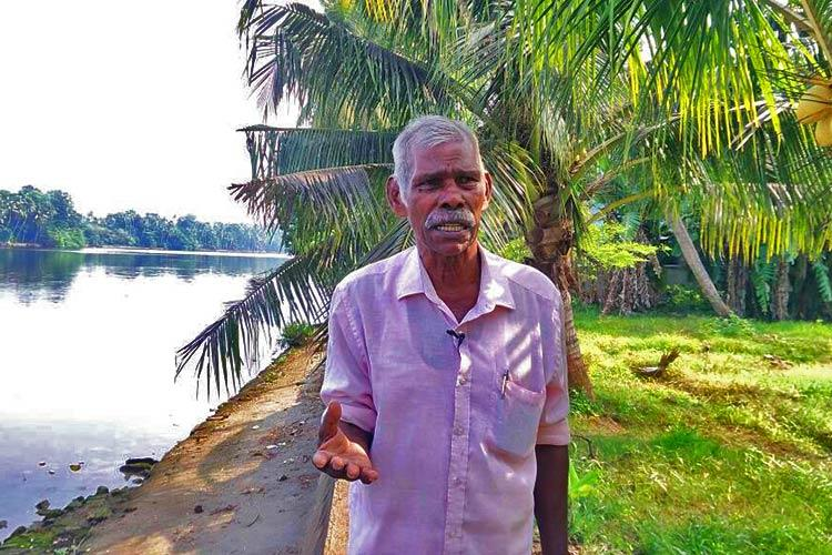 Meet Kunjappan the former Naxalite spending his life to save the Periyar from dying