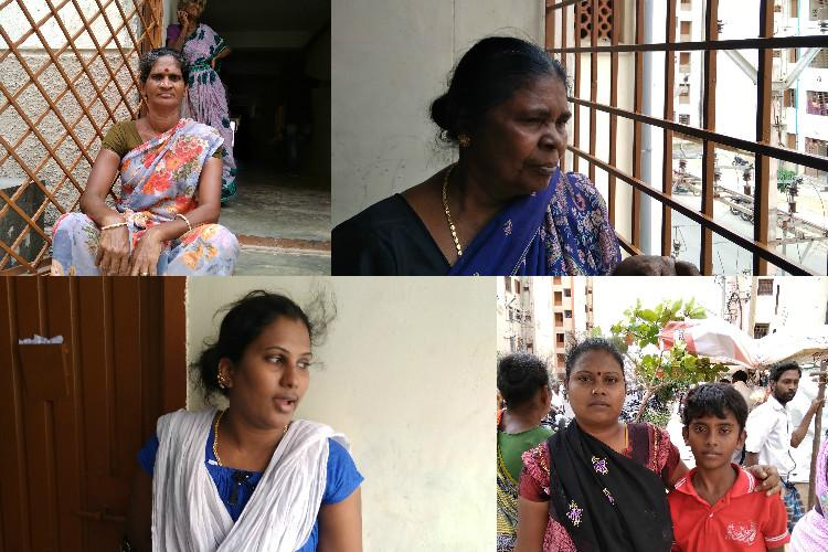 From heart of Chennai to Perumbakkam slum Women face the brunt of displacement