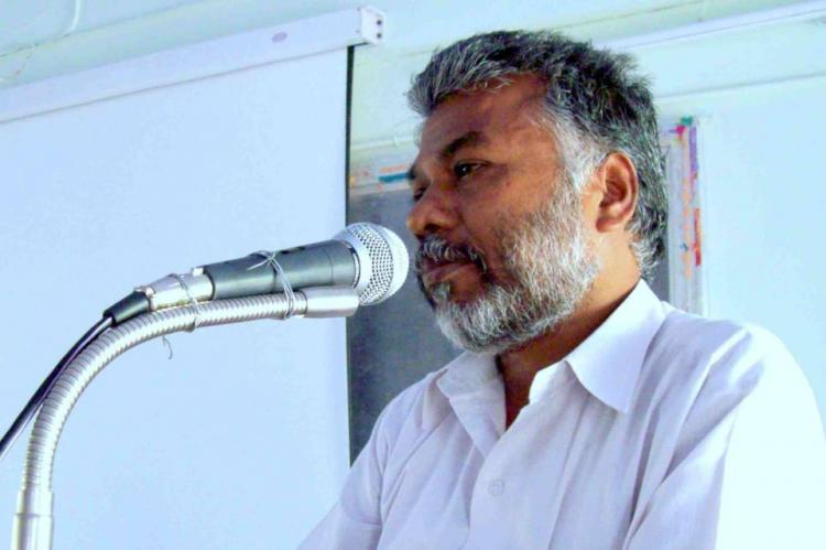 Author Perumal Murugan has died hounded by Hindutva groups author puts up poignant post