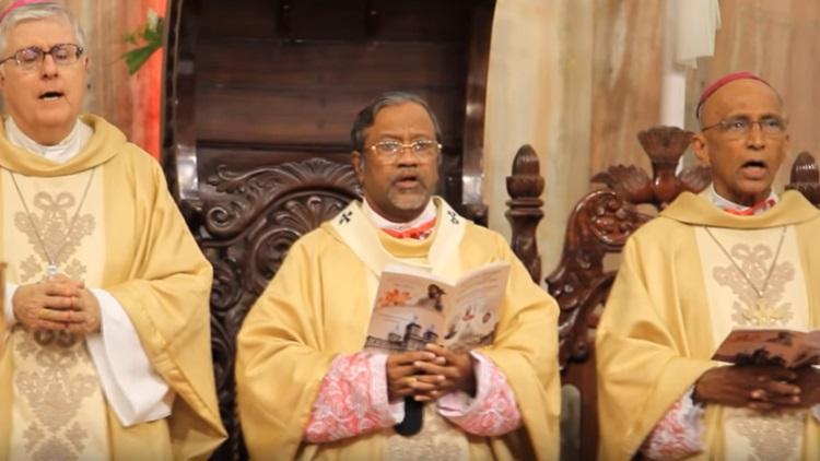 Catholic Archbishop of Bengaluru Peter Machado speaks out against CAA