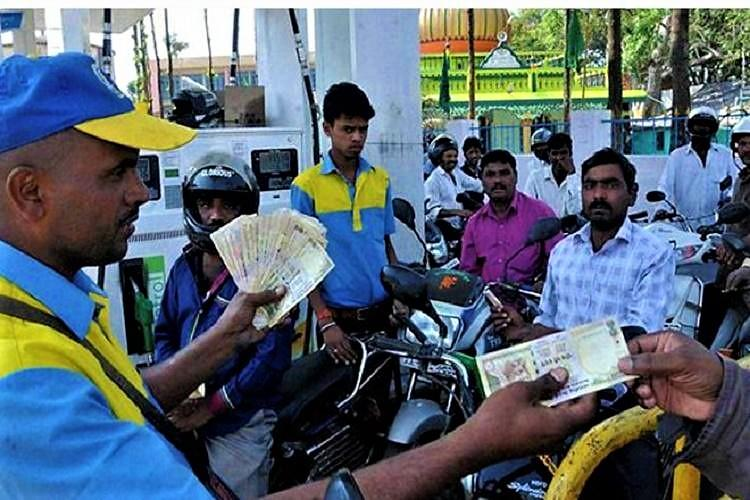 No fuel for helmetless riders Andhra gets tough on road safety