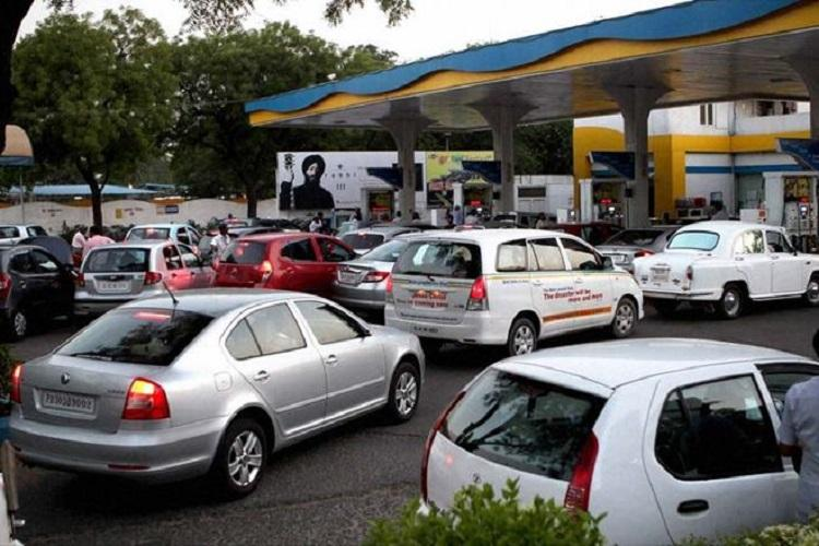 Petrol, diesel prices hiked for 7th day in a row