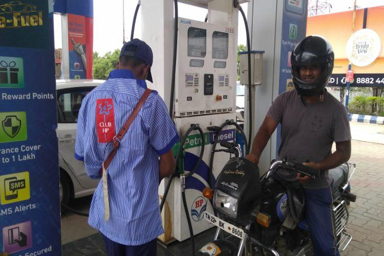 Petrol diesel prices increase by over 2 rupees a litre a day after budget