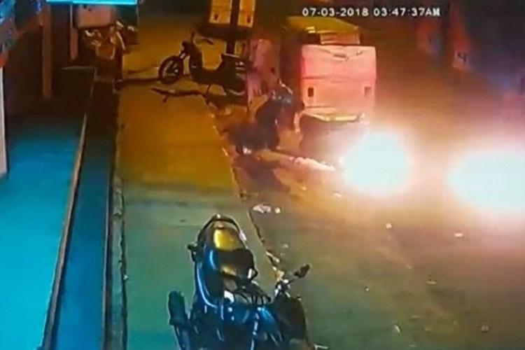 Petrol bombs thrown at BJP office in Coimbatore after Periyar statue vandalism