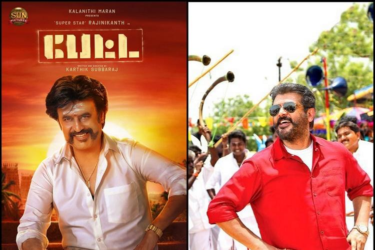 Petta vs Viswasam: Producers once again fight on social media!