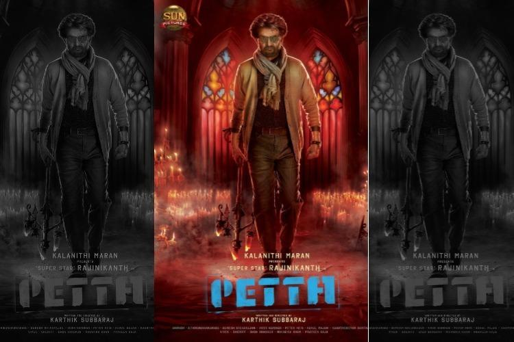After scenes leaked security beefed up on sets of Rajinis Petta