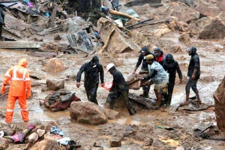 Kerala Landslide Deaths Rise To 42; Red Alert For 6 Districts