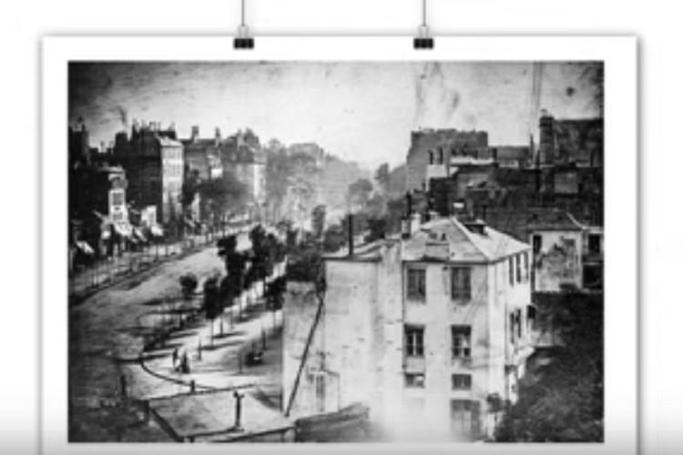 Video The history of photography explained in 5 minutes