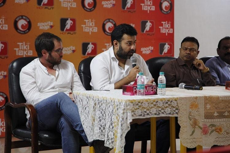HotFut SUFC partners with Chennais Tiki Taka to set up grassroots sports infra in TN