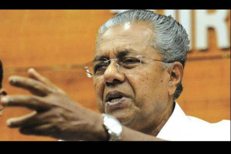 Kerala CM clarifies no one will be charged with sedition over national anthem